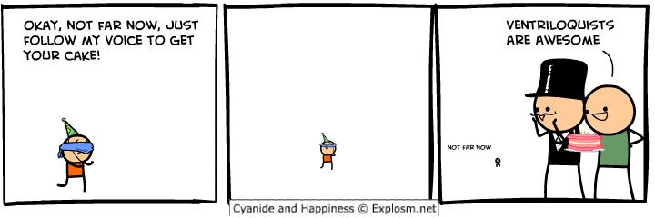 Cyanide & Happiness 12.11.2014