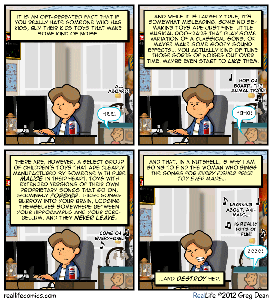 Real Life Comics 1.3.2012