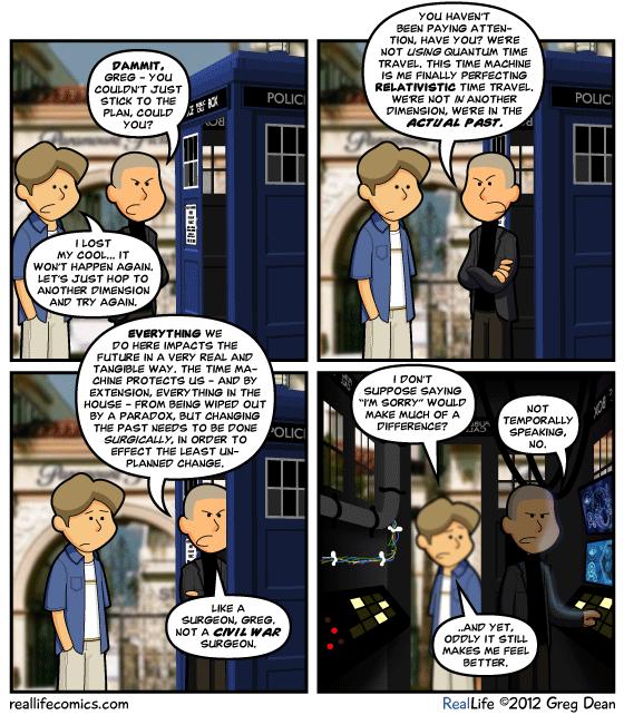 Real Life Comics 26.4.2012